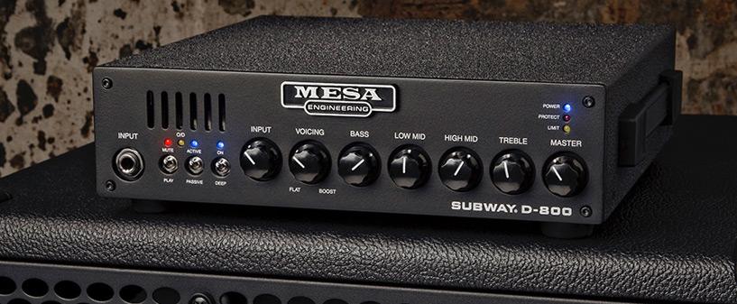 Mesa-Head