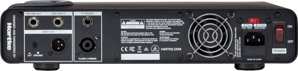 HARTKE TX600-2