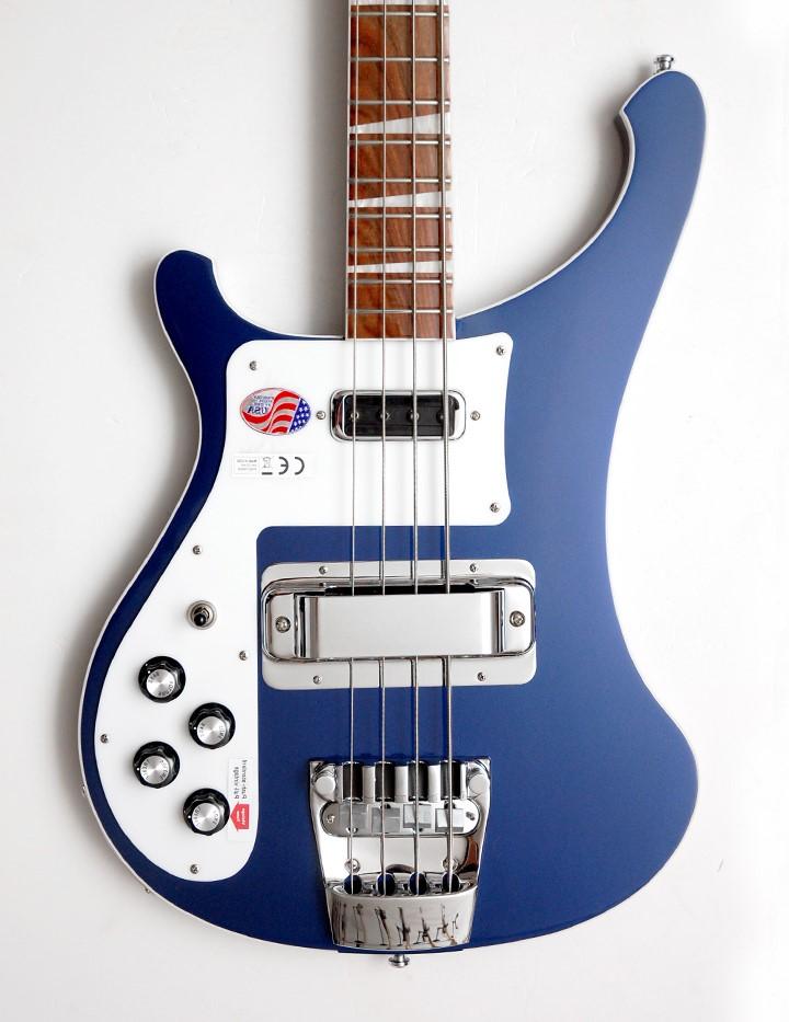Rickenbacker 4003 left handed Bass Guitar