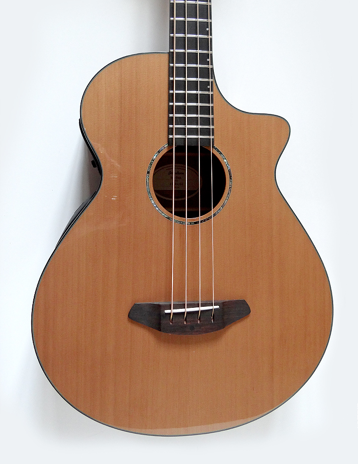 Breedlove Solo Acoustic Bass Guitar