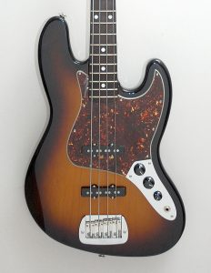 G&L JB Bass Guitar