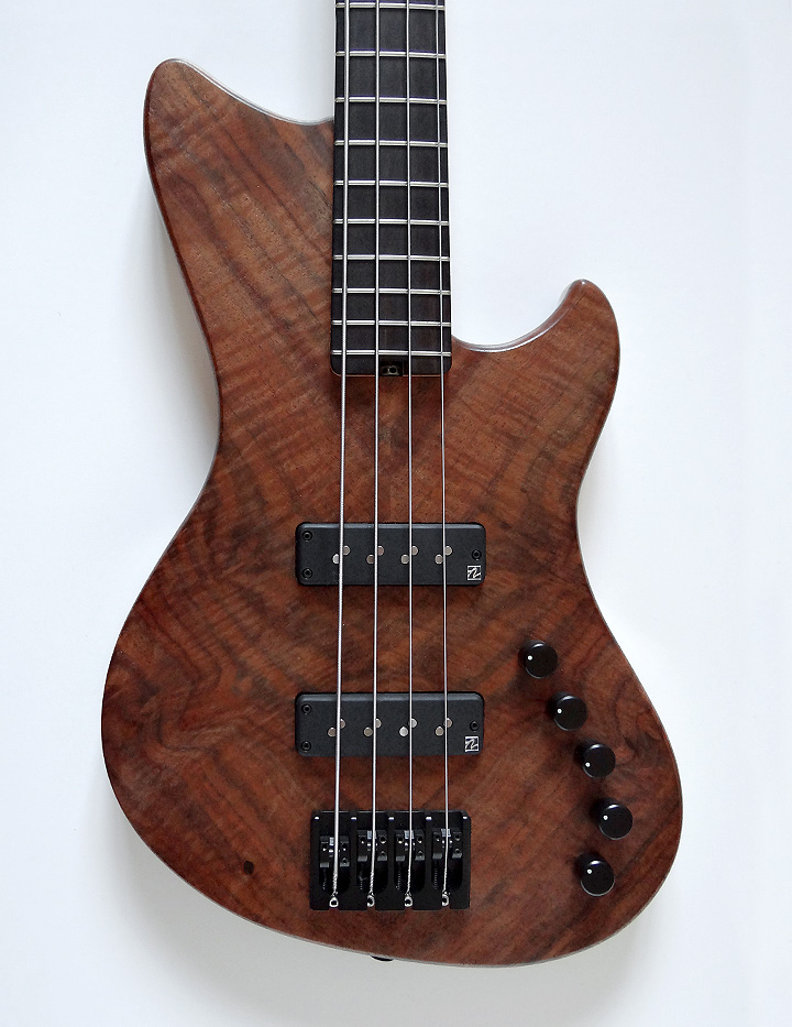 Alpher Mako Elite Bass Guitar