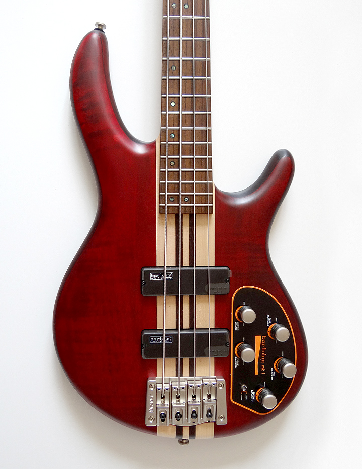 Cort A4 PLUS opbc Bass Guitar