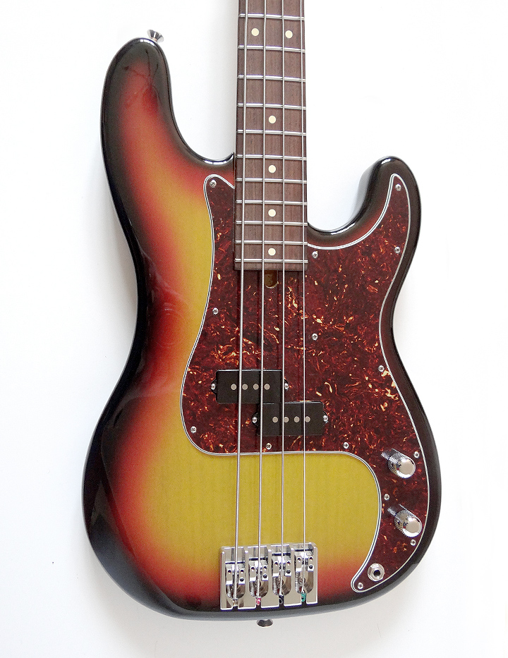 Mike Lull P4 Bass Guitar