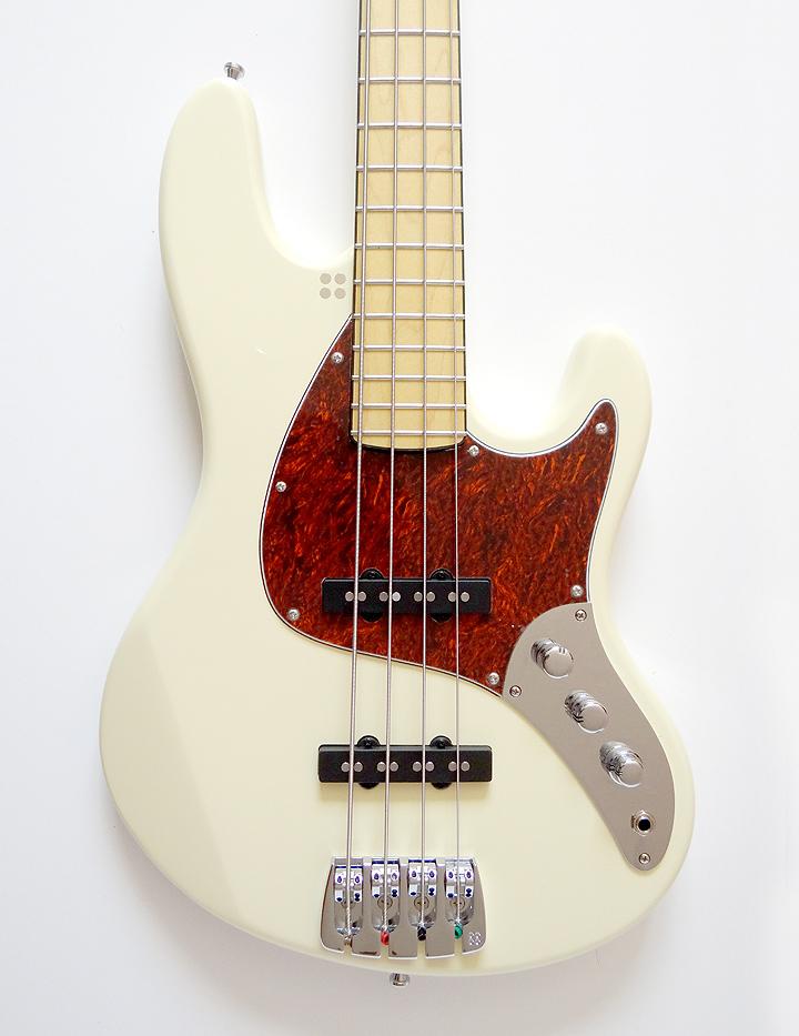 Sandberg Electra TT4 - crème Bass Guitar