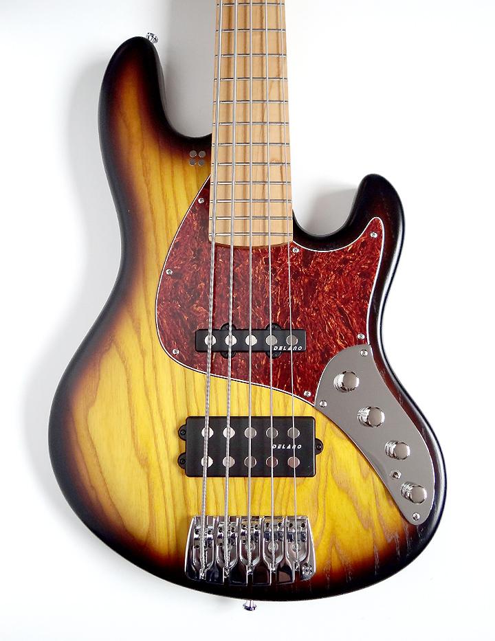 Sandberg California TM5 Bass Guitar