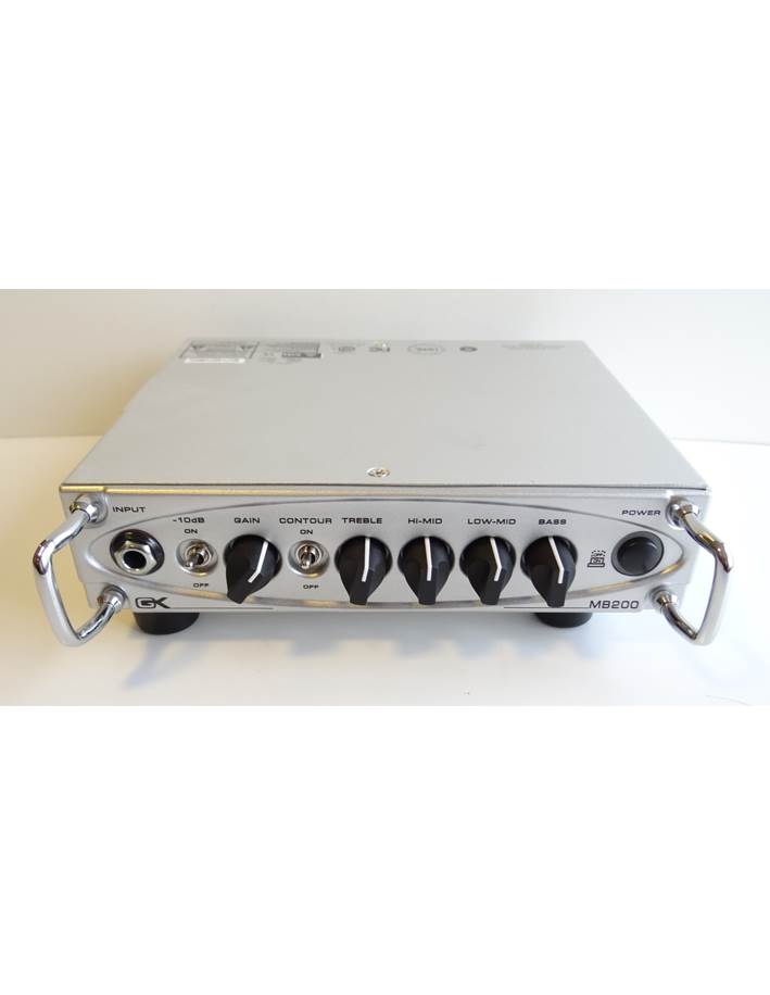 Gallien-Krueger MB200 Bass Head